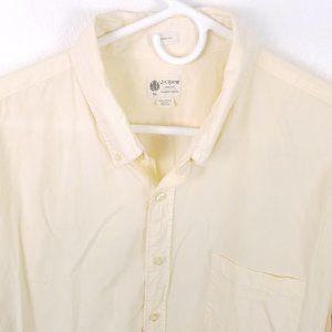 J.Crew XL Button Down Long Sleeve Shirt Striped